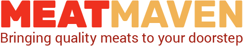 Meat Maven - Logo