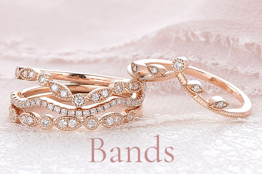 Bands Jewellery Category