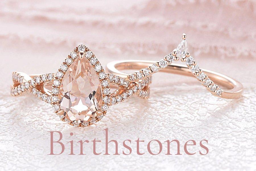 Birthstones Jewellery Category